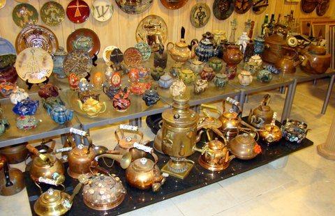 Коллекция керамических работ