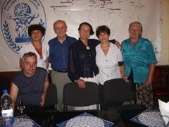Презентация книги «Гавань» в клубе Одесситов
