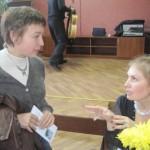 """Интервью с Верой Зубаревой. Радиостанция """"Гармония мира"""""""