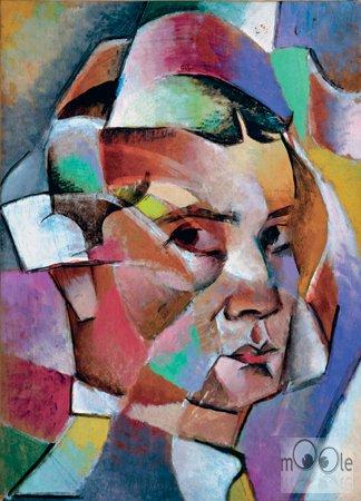 Владимир Баранов-Россин. Автопортрет