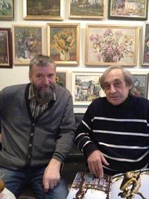 Игорь Потоцкий и Александр Токарев