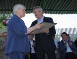Поздравляем Марину Кудимову с литературной премией!